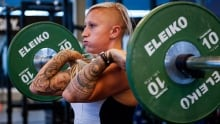 Kaillie Humphries: Playing with the boys