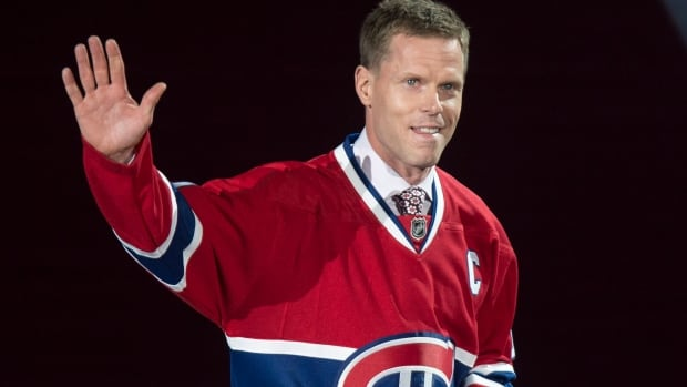 Former Montreal Canadiens captain Saku Koivu was brought to tears in an emotional tribute at the Bell Centre.