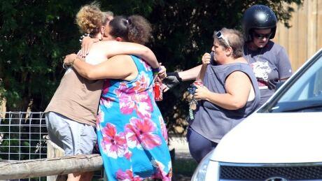 AUSTRALIA FAMILY STABBING