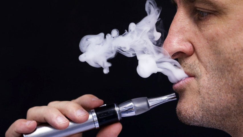 Electronic cigarettes better than normal