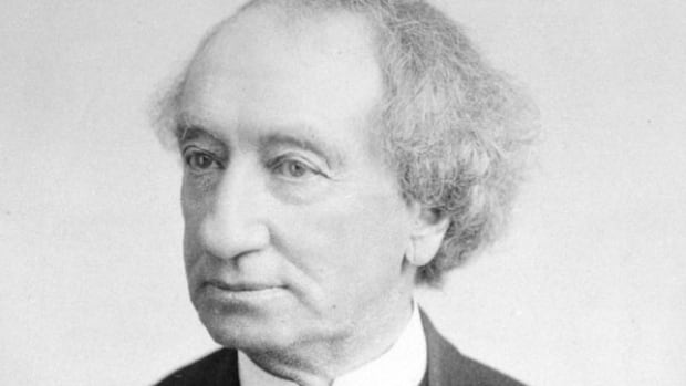 Sir John A. Macdonald, Canada's first prime minister and a Father of Confederation, appears in an undated portrait.