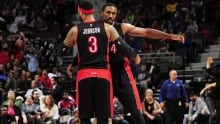 Raptors hand Pistons 12th straight home loss