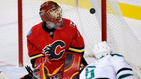 Flames fail to ignite in loss to Stars