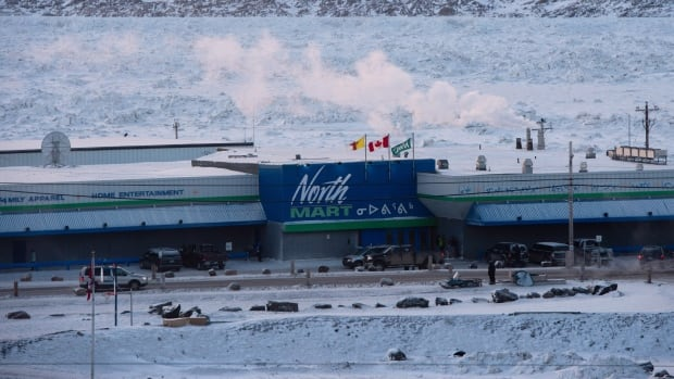 The North West Company's NorthMart store in Iqaluit, Nunavut. A call this week for a 1-day boycott of North West Company stores across the North met with mixed reaction online, from both sides of the argument.