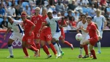 Canada drops to No. 9 in FIFA women's soccer rankings