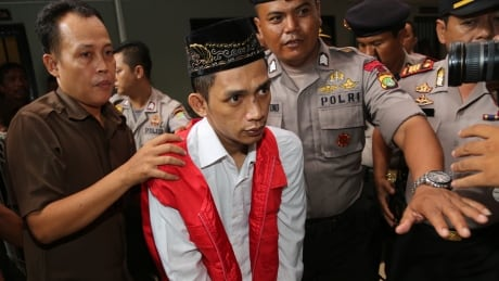 Indonesia Child Abuse Trial