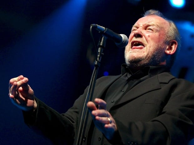 British blues and rock singer Joe Cocker, performing on at the Montreux Jazz Festival, in Switzerland in 2002, has died at age 70, his agent confirmed on Dec. 22, 2014. Cocker is known for hit songs including You Are So Beautiful and Up Where We Belong.