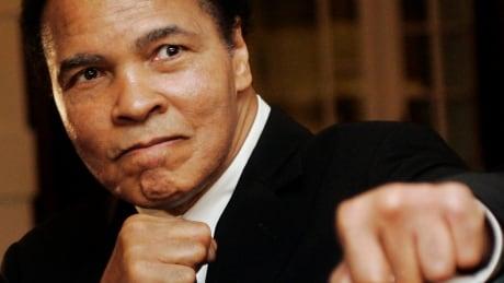 Muhammad Ali RTRPIX  2006 Crystal awards Davos