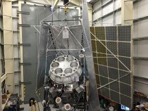 SPIDER telescope