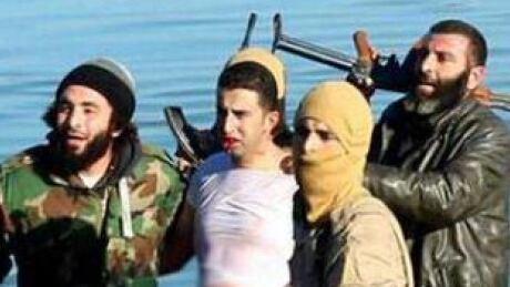 Jordan pilot ISIS