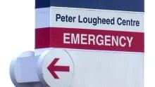 Lougheed Emergency Ward