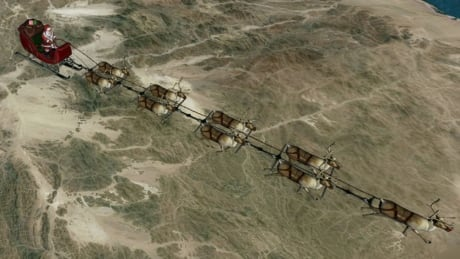 Santa tracker: Follow St. Nick's journey across the globe with Norad