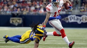 Odell Beckham Jr. among 6 Giants' players fined by NFL