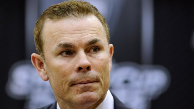 Former Washington Capitals head coach Adam Oates lost his job with the team at the end of the 2013-14 season.