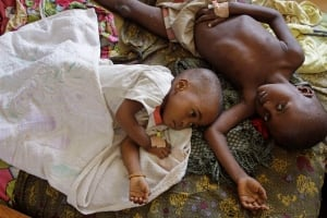Congo South Africa Malaria Vaccine