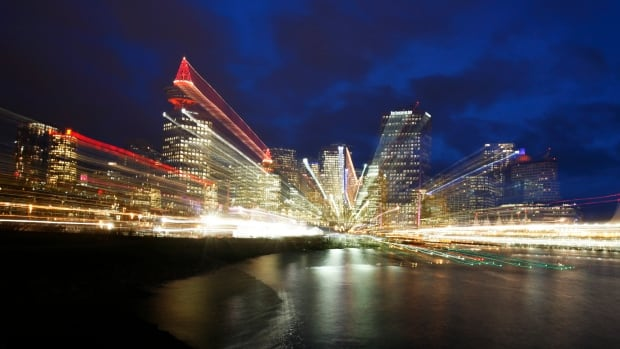 Vancouver, shown here through a lens zoom burst, has home prices so high that business groups are raising the alarm about city's ability to attract and retain the talent.