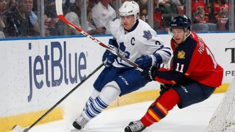 Leafs Fall To Surging Panthers In Florida