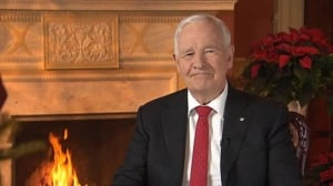 Governor General's New Year's message