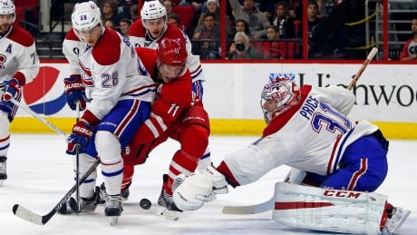Canadiens Remain Perfect Against Hurricanes