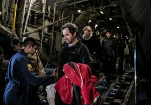 Greece Ferry Trial by Fire