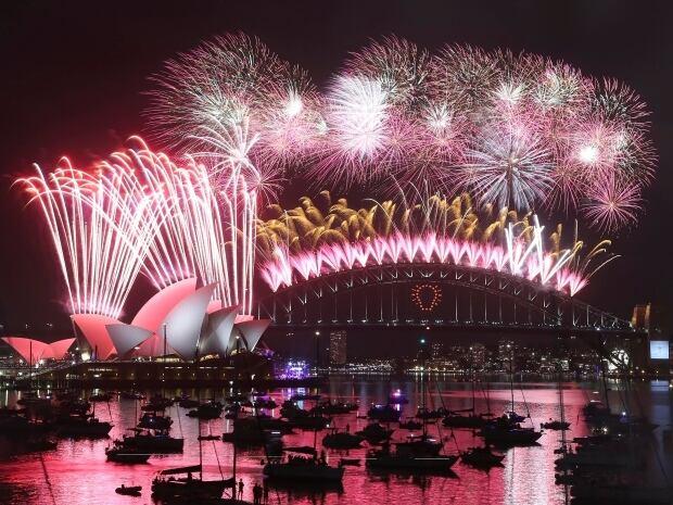 Australia New Years Eve