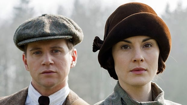 Downton Abbey returns to North American TV screens Sunday night with Allen Leech as Tom Branson and Michelle Dockery as Lady Mary.