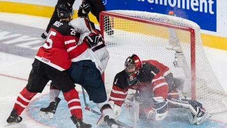 World Junior Canada