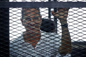 Mideast Egypt Al Jazeera