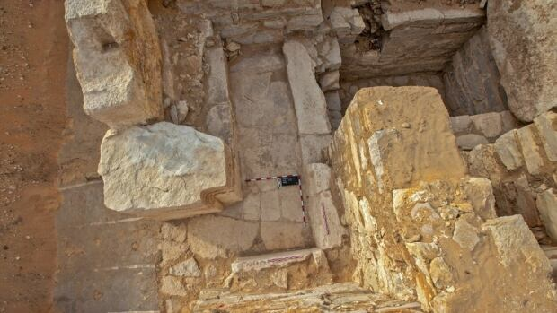 The tomb of Queen Khentakawess III was uncovered by Czech archeologists. Her name and rank were inscribed in the tomb.