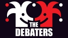 The Debaters Logo B