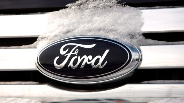 Ford was the sales leader in a record year for Canadian auto sales.