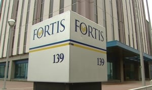 Fortis Inc. building sign