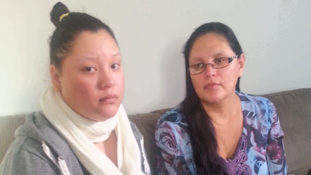 Brooke Watson (left) has taken her story to the Public Complaint Commission. Regina Police have also asked the Commission to investigate.