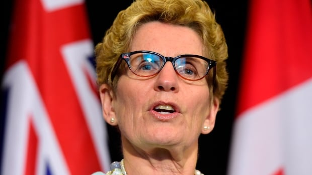 Ontario Premier Kathleen Wynne said the federal government's response to the Truth and Reconciliation Commission's recommendations is 'disappointing.'