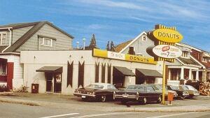 Original Tim Hortons store