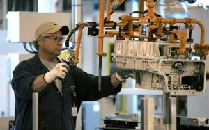 General Motors Production