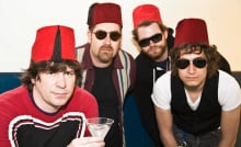 Fuad & The Feztones music band group