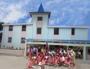Serge Marcil orphanage