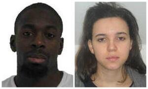 Hostage takers Paris