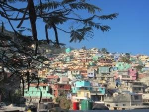 Port au Prince homes