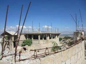 Port au Prince rebuilding