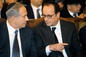 Hollande-Netanyahu