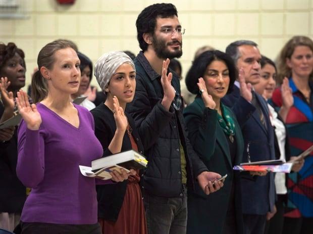 Oath of citizenship