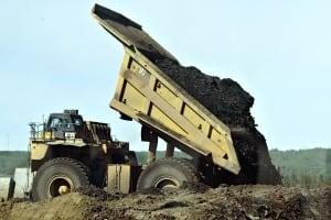 oilsands fort mcmurray dumptruck