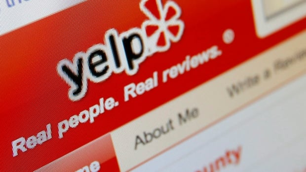 A number of small Canadian businesses say they find positive reviews of their businesses buried on the Yelp site, but Yelp says the placement is determined by software designed to prevent bias or fake reviews.