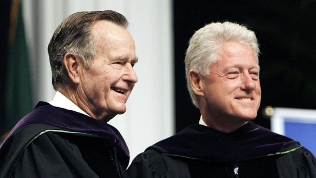 George H.W. Bush lost the presidency after a single term when a Bill Clinton slogan underlined the economy as an election issue. In Canada, the falling price of oil may transform this year's campaign.