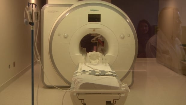 Saskatchewan has seven MRI machines in its public health care system. There are also two private MRIs.
