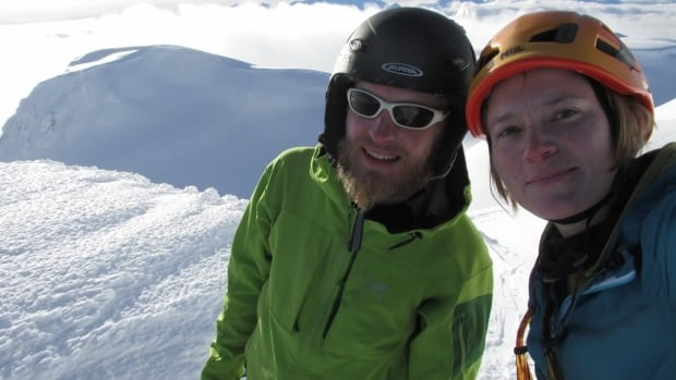Neil Mackenzie and Stephanie Grothe died Jan. 11 after falling on a climb of Joffre Peak, north of Pemberton, B.C.