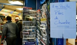France shooting charlie hebdo sold out