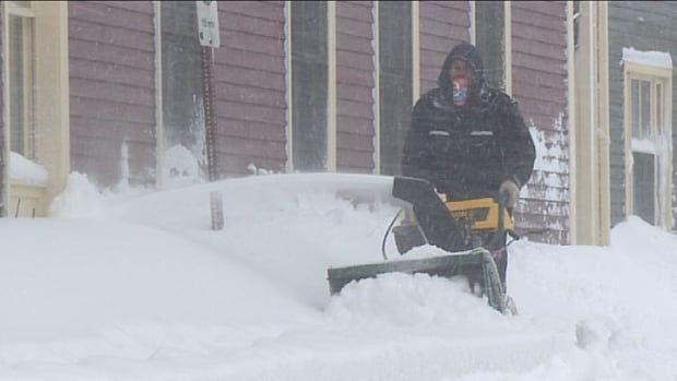 There was one serious accident involving a snow blower last winter on P.E.I.